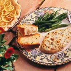 Light & Easy Chicken Parmesan