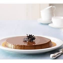 Chocolate Cheesecake Flan