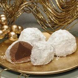 Magical Mint Kiss Cookies
