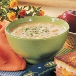 Lemon Chicken Soup