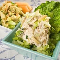 Chicken Salad Two Ways