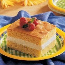 Cream Cake Dessert