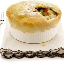 COLLEGE INN® Savory Turkey Pot Pie