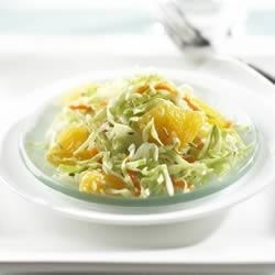 Citrus and Fennel Coleslaw