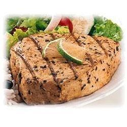 Old Bay® Grilled Lime Tuna Steak