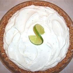 Margarita Pie