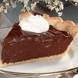 Hershey's ® Cocoa Cream Pie
