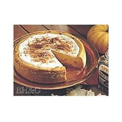 Pumpkin-Praline Cheesecake