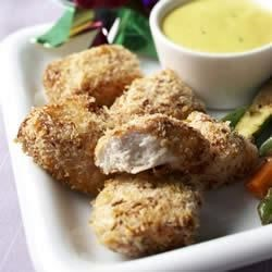Ranch Dipped Chicken Fingers
