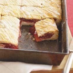 PHILADELPHIA Cherry Danish Dessert