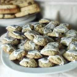 Poppy Seed Cookies II Recipe - I always make these with orange peel, but lemon peel works just as well for all you lemon lovers out there.