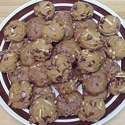 Coffee Chocolate Chip Cookies Recipe - These cookies are a step above any you have ever tasted.