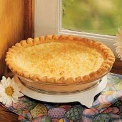 Coconut Pie