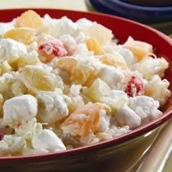 Tutti Fruiti Rice Cream