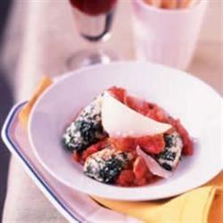 Malfatti (Spinach and Ricotta Dumplings)