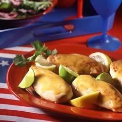 BACARDI® Mixers Margarita Chicken