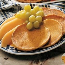 Cornmeal Hotcakes