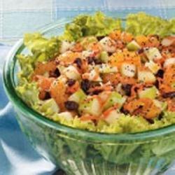 Lemony Fruit Salad