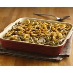 Green Bean Casserole Recipe - Enjoy this green bean casserole from Progresso!