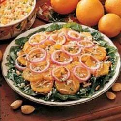 Onion Orange Salad