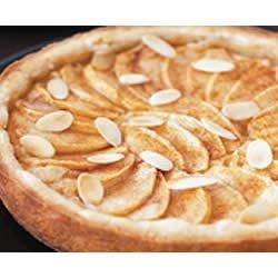 PHILLY Bavarian Apple Torte Recipe - Easy to prepare and absolutely delicious, this is a rich dessert perfect for special occasions.