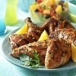 BBQ BACARDI® O Chicken