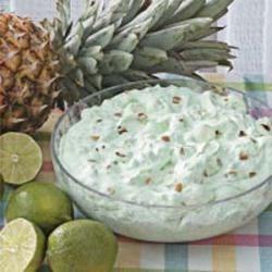 Fluffy Lime Salad