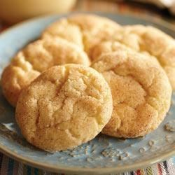 Snickerdoodles from Crisco(R) Baking Sticks Recipe - Classic snickerdoodles are easy with Crisco(R) Butter Flavor Shortening Sticks.