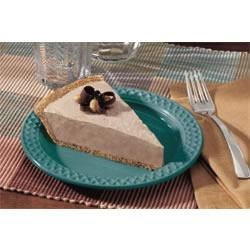 Peanut Butter Chocolate Pie Recipe - This pie combines peanut butter and chocolate in a rich fluffy pie. Garnish with whipped topping or shaved chocolate.