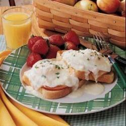 Sunday Brunch Eggs