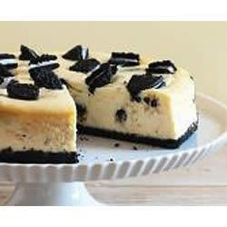 Easy PHILLY OREO Cheesecake Recipe - Easy to prepare, this cheesecake is a great dessert to bring to your next get-together.