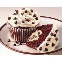 Dalmatian Cupcakes
