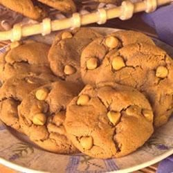 Butterscotch Gingerbread Cookies Recipe - Allrecipes.com