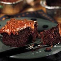 Quick Chocolate Cola Cakes