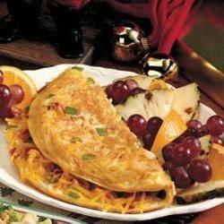Hash Brown Omelet
