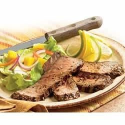 Cuban Style Marinated Steak