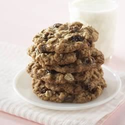 Six Spice Oatmeal Raisin Cookies