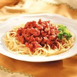 Spaghetti ala Bolognese