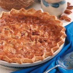 Pecan Coconut Pie