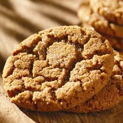 Classic Molasses Cookies Recipe - These chewy, rich cookies are just like grandma used to make!