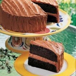 Chocolate Marvel Cake