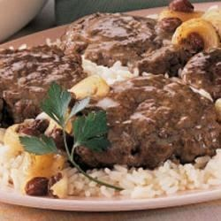 Braised Beef Rolls