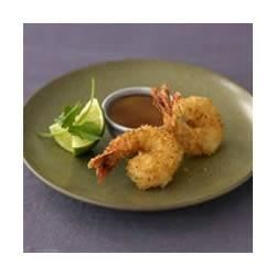 Crunchy Fried Shrimp Recipe - The panko bread crumbs give these fried shrimp just the right amount of crunch.