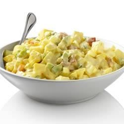 Classic Potato Salad Recipe - No matter how busy summer gets, you still have time for this cookout classic. Potato salad recipes are easy when you start with Simply Potatoes(R).