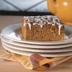 Peanut Butter Coffee Cake Recipe - A delectable treat bursting with the flavor of JIF(R) Peanut Butter. This coffee cake is a great morning snack.