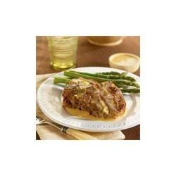 Rosemary Lamb Chops with Lemon Sauce