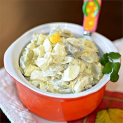 Artichoke and Egg Spread
