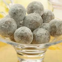 BACARDI® Rum Balls