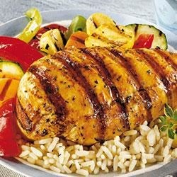 Lemon Herb Grilled Chicken