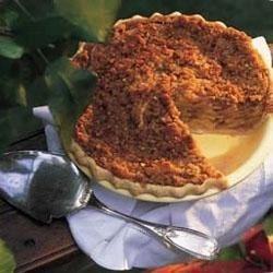 Streusel Apple Pie